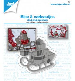 6002/1613 Joy! Crafts Stans debos-embosmal Slee & Cadeautjes