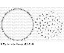 MFT-1488 My Favorite Things Rainy Circle Die-Namics