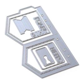 EC1870 Elizabeth Craft Metal Die Planner Essentials 44