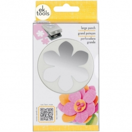 54-30182 Slim Paper Punch Large Gardenia