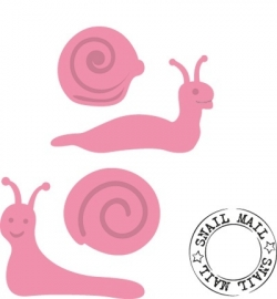 COL1364 Collectables - Snail