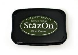 SZ51 StazOn Olive Green