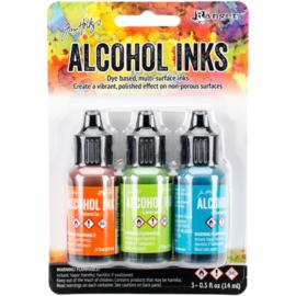 428542 TAK52555 Adirondack Inkt Spring Break-Valencia/Limeade/Turquoise