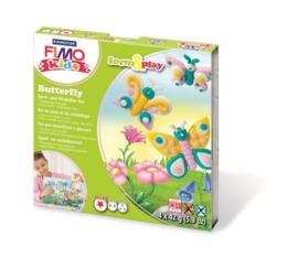 610224/8410 Fimo kids Form&Play Vlinder