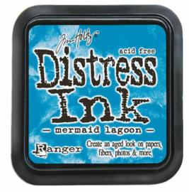 TIM43256 Tim Holtz Distress Ink Pad Mermaid lagoon