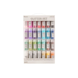 30029689 Darice •  Glitter set extra fine