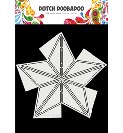 470.713.758 Dutch DooBaDoo Card Art Star