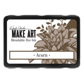 WVD62561 Wendy Vecchi Make art blendable dye ink pad acorn