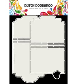 470.713.799 Dutch DooBaDoo Card Art Mini album set
