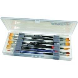 234515 ArtBin Brush Box Translucent
