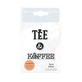 2200E Tonic Studios Ess. Tee & Kaffee (DE) Stamp Set