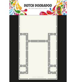 470.713.670 Dutch DooBaDoo Card Art Stepper