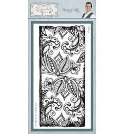 SYR013 Creative Expressions Rubber Stamp Henna Ink