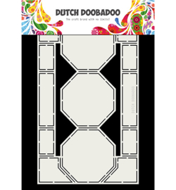 470.713.713 Dutch DooBaDoo Card art Octagons