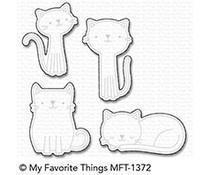 MFT-1372 My Favorite Things Cute Cats Die-Namics