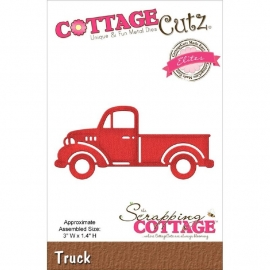 "519991 Cottagecutz Elites Die Truck 3""X1.4"""