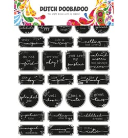 491.200.005 Dutch DooBaDoo Dutch Sticker Art Grunge tickets