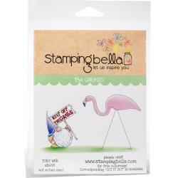 447048 Stamping Bella Cling Stamps Turf War