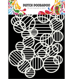 470.715.132 Dutch Mask Art Circle lines