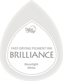 BDIP80 Dew Drops Moonlight White