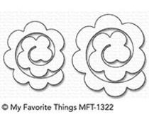MFT-1322  My Favorite Things Die Mini Rolled Roses