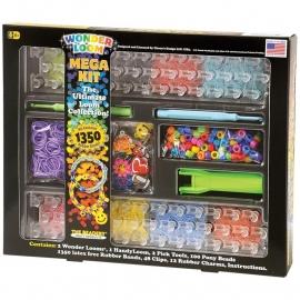 7306 The Ultimate Wonder Loom Mega Kit