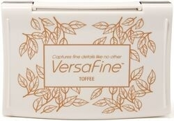 VF52 Tsukineko Versafine Ink Pads Toffee