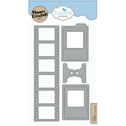 EC1656 Elizabeth Craft Metal Die Planner Filmstrip