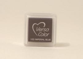 180003/9103 VersaColor Inkt Imperial Blue