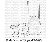 MFT-1493 My Favorite Things Sweet Friends Die-Namics