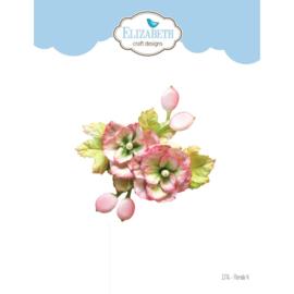 EC1776 Elizabeth Craft Metal Die Florals 4