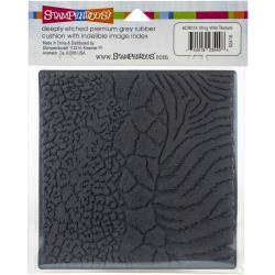 580532 Stampendous Cling Stamp Wild Texture