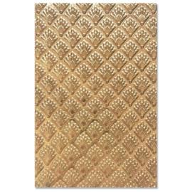 664514 Sizzix 3D Textured Impressions Shells By Jessica Scott
