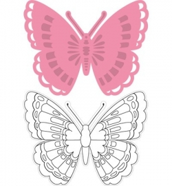 COL1318 Marianne Design Collectable Tiny´s butterfly 2