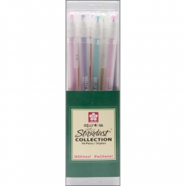 369133 Gelly Roll Stardust Bold Point Pens Assorted Colors