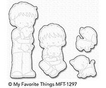 MFT-1297  My Favorite Things Die Little Buddies