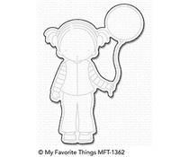 MFT-1362 My Favorite Things Birthday Cutie Die-Namics