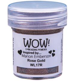 WL17R  Wow! Clour Blends  Rose Gold