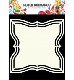 470.713.128 Dutch DooBaDoo Dutch Shape Art Square