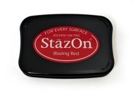 SZ21 StazOn Blazing Red