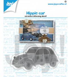 6002/1431 Cutting & embossing Hippie auto