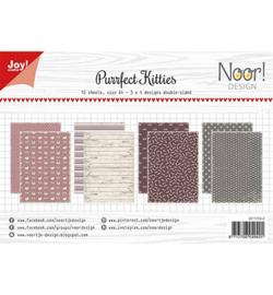 6011/0642 Noor Papier Set A4 Design Meow