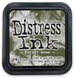 TIM27133 Distress Inkt Pad Forest Moss