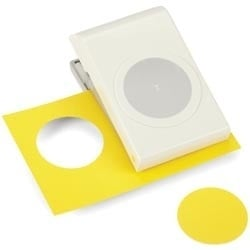 E5430151 Nesting Paper Punch Circle 2""