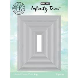 247761 Hero Arts Infinity Dies Rectangle