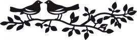 CR1264 Craftable Birds Silhouette