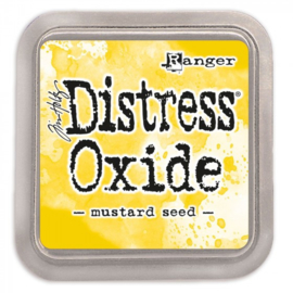 TDO 56089 Tim Holtz Distress Oxides Ink Pad Mustard Seed