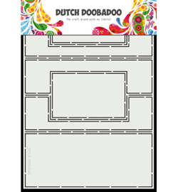 470.713.845 Dutch DooBaDoo Card Art Foldback