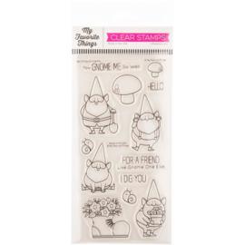 "BB119 My Favorite Things Vault Birdie Brown Stamps You Gnome Me 4""X8"""