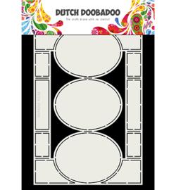 470.713.336 Dutch DooBaDoo Dutch Swing Card Art Oval